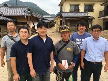 西日本豪雨災害支援活動(平成30/2018年):主な活動実績