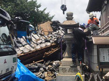 【大阪北部地震】DRT-JAPAN テクニカル災害支援チーム 活動資金支援