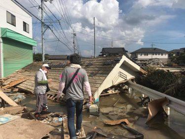【平成30年7月豪雨】 支援金プロジェクト ~絆で繋ぐ復興の襷~
