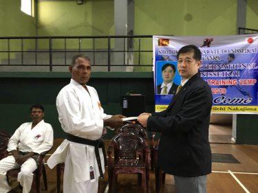 スリランカへ希望を届ける空手道ネットワーク ~Hope for Sri Lanka through Karate~